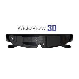 iTVGoggles WideView 3D
